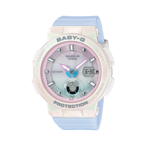 Baby-G Beach Traveler Series