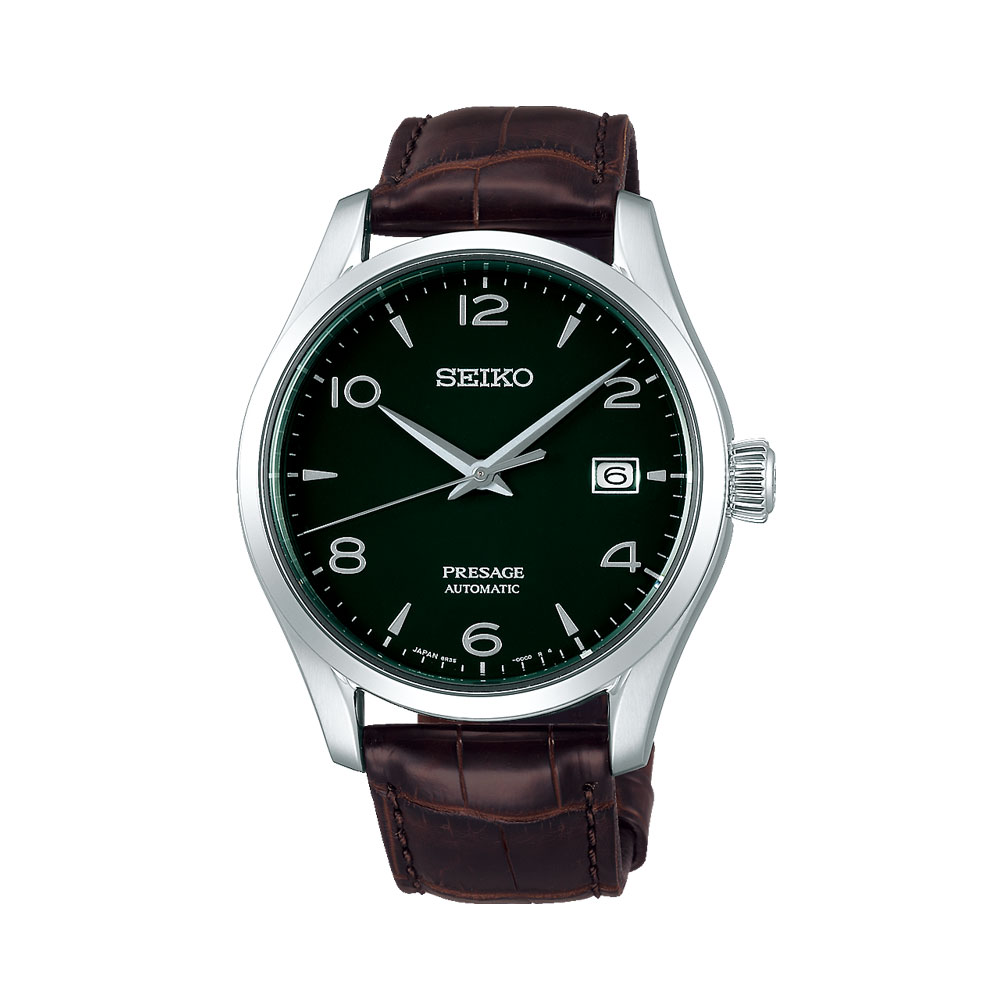 Green Enamel Dial Limited Edition