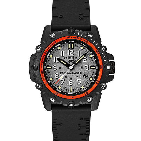 THE COMMANDO FROGMAN 3300 SERIES