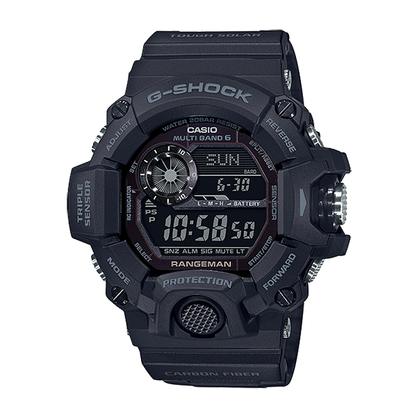 RANGEMAN Black Out