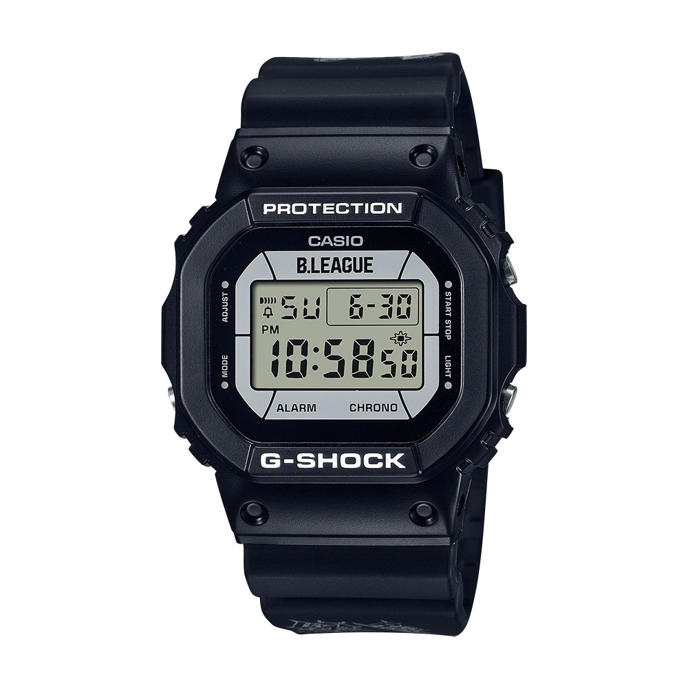 B.LEAGUE × G-SHOCK Collaboration Model