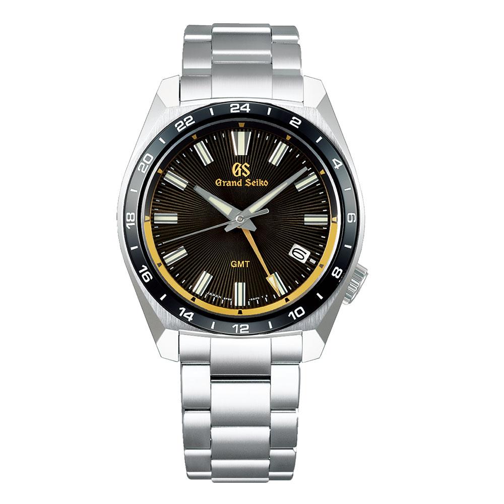 グランドセイコー|セイコー創業140周年記念限定モデル 9Fクオーツ GMT - SBGN023