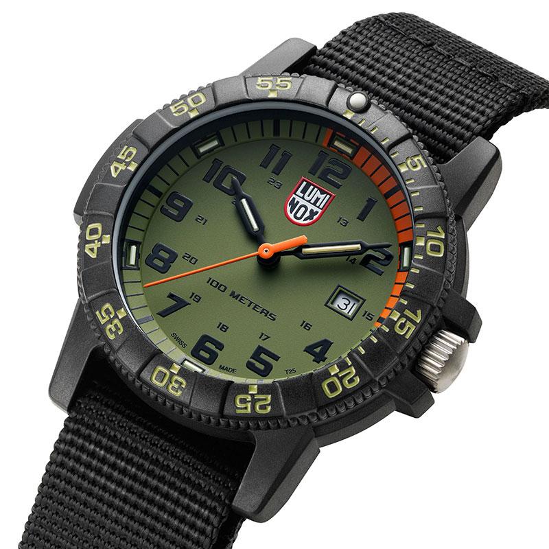 ルミノックス|LETHER BACK SEA TURTLE GIANT 0320 SERIES - 0337