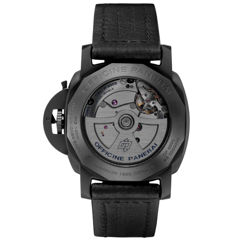 パネライ|PAM00335 ルミノール 1950 10デイズ GMT チェラミカ