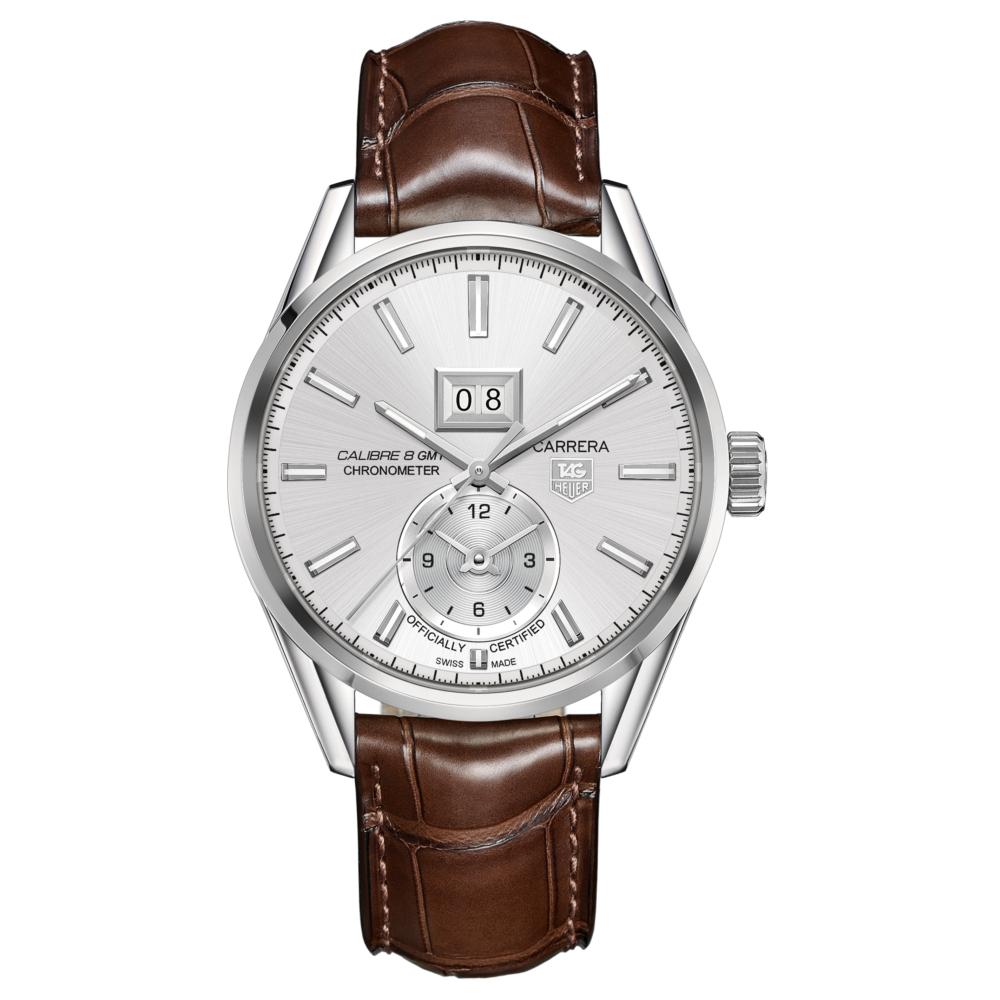 タグ・ホイヤー|カレラ グランドデイト GMT WAR5011.FC6291