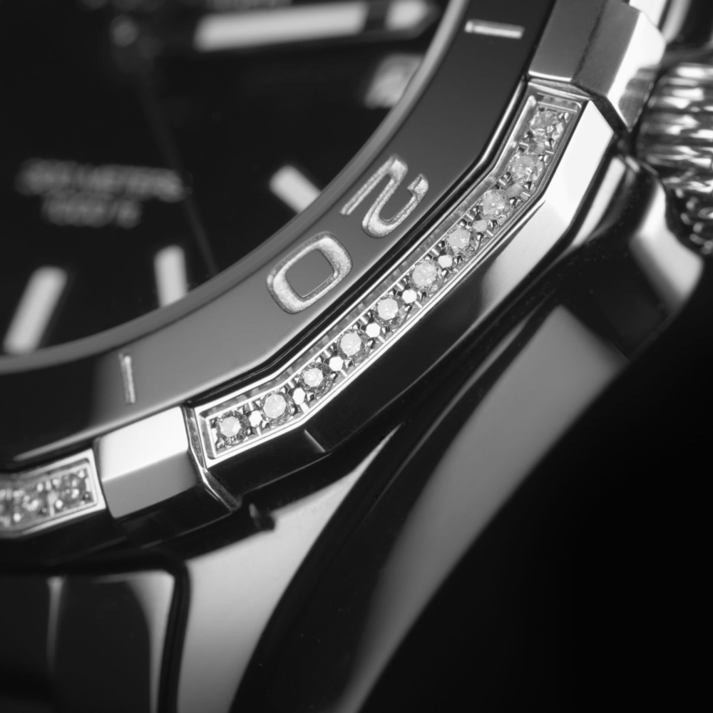 タグ・ホイヤー|アクアレーサー レディ フルセラミック&ダイヤモンドベゼル - WAY1395.BH0716