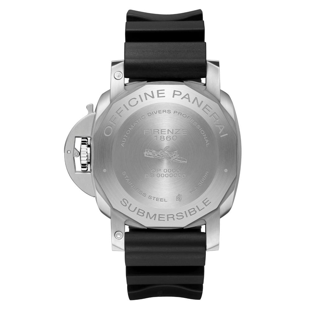 パネライ|ルミノール サブマーシブル 1950 3デイズ オートマティック アッチャイオ - PAM00682