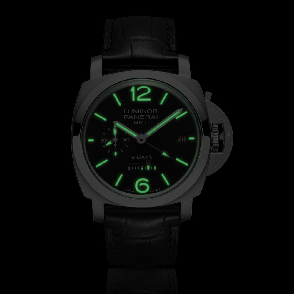 パネライ|PAM00233 ルミノール 1950 8デイズ GMT