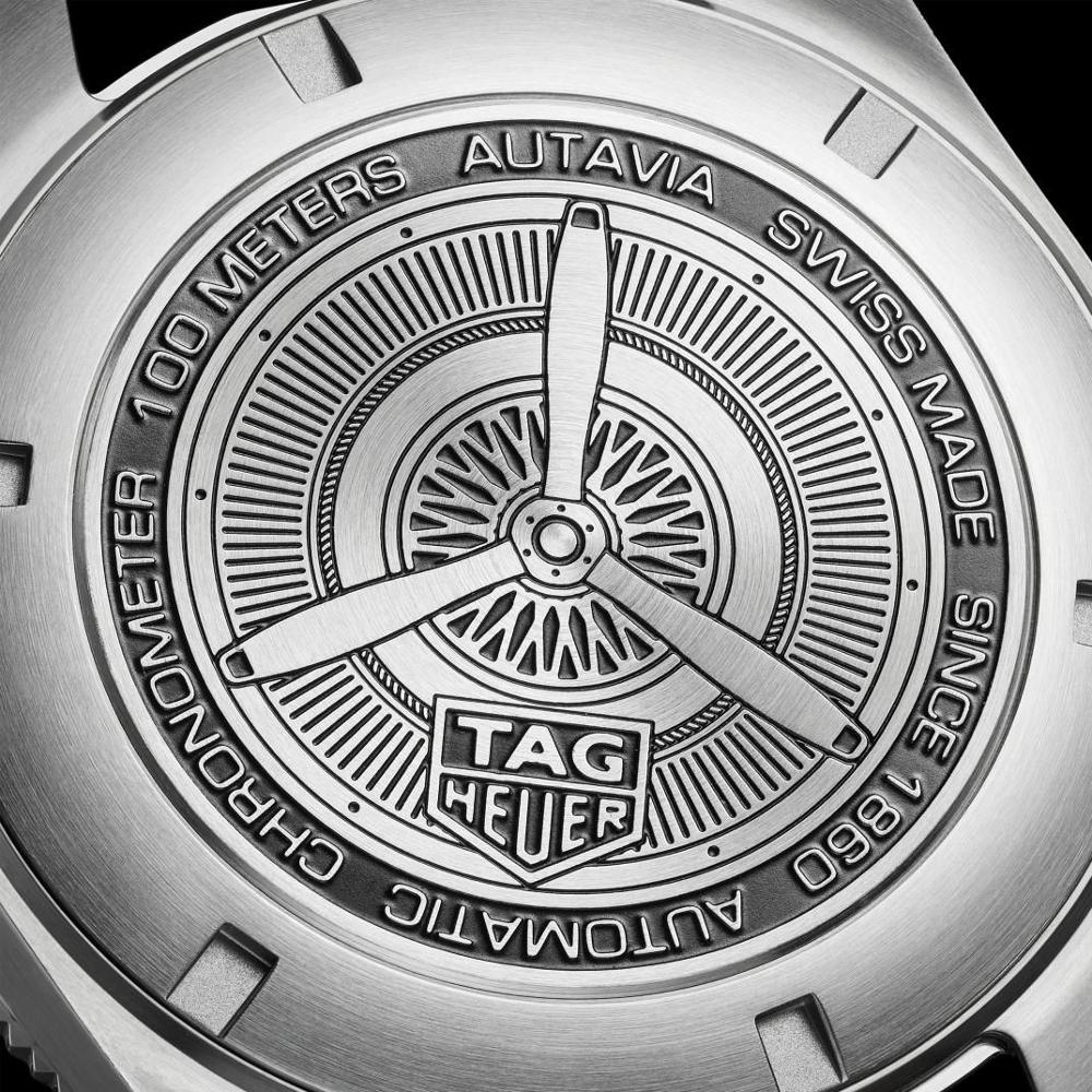 タグ・ホイヤー|オータヴィア ウォッチ アイソグラフ - WBE5111.FC8267
