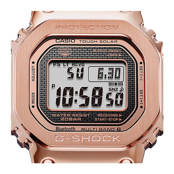 ジー・ショック GMW-B5000 - GMW-B5000GD-4JF