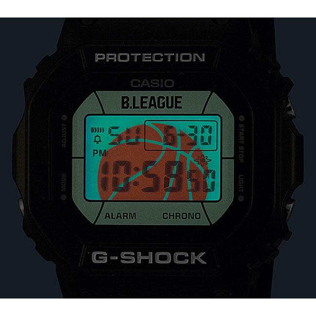 ジー・ショック B.LEAGUE × G-SHOCK Collaboration Model - DW-5600BLG21-1JR