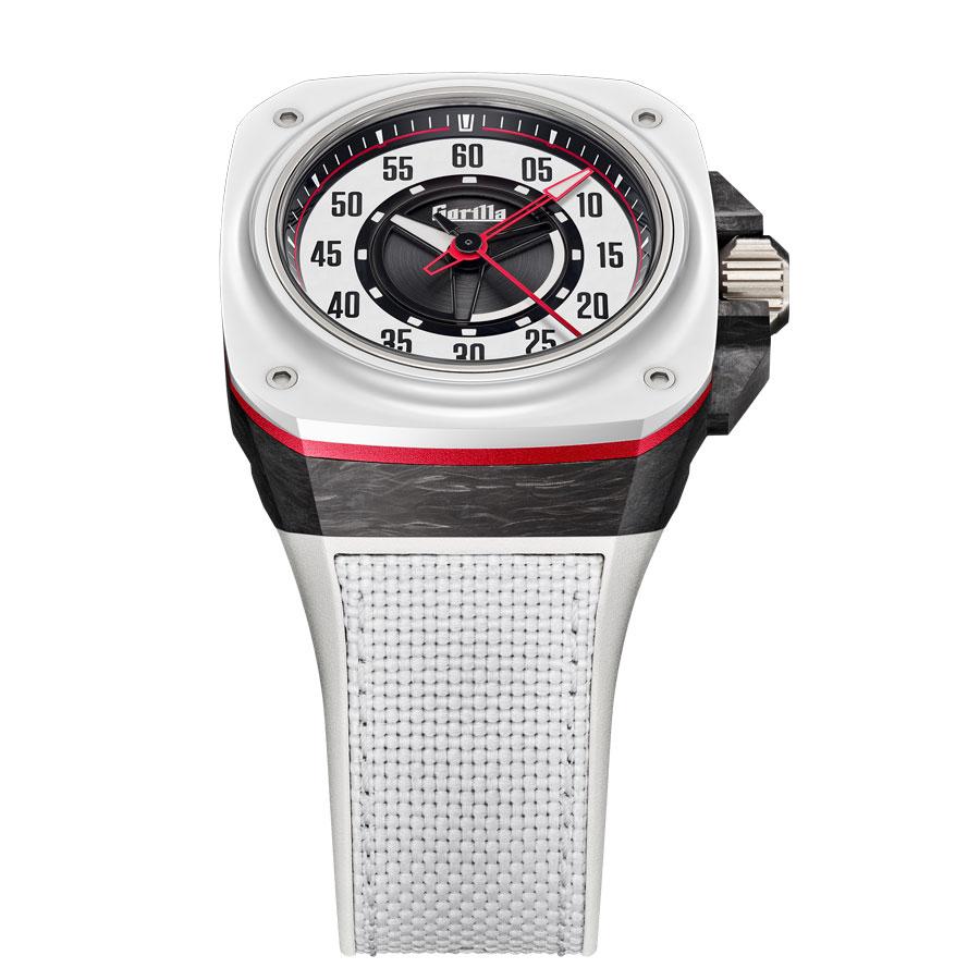 ゴリラ|ファストバック RS ホワイト - FBY2.1