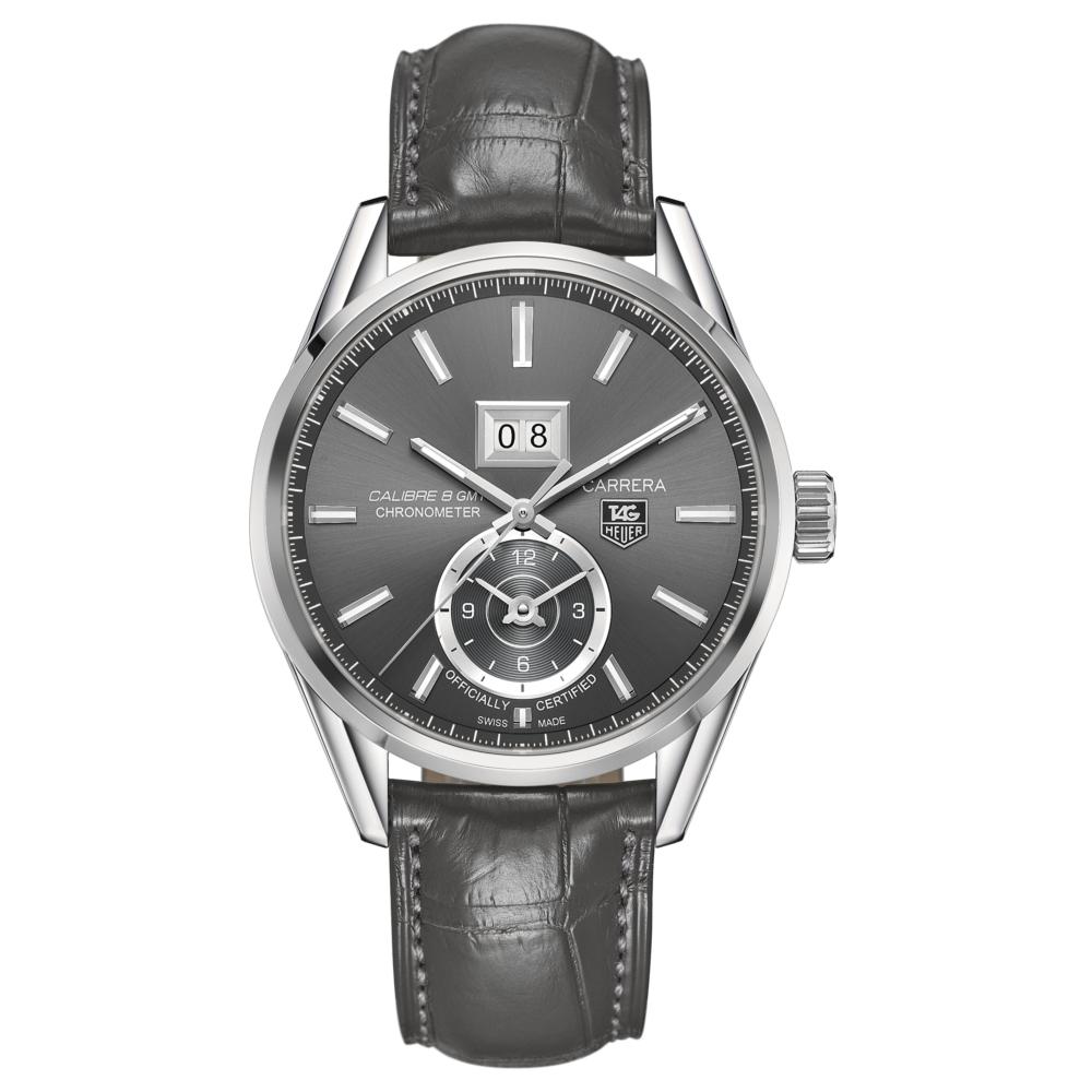 タグ・ホイヤー|カレラ グランドデイト GMT WAR5012.FC6326