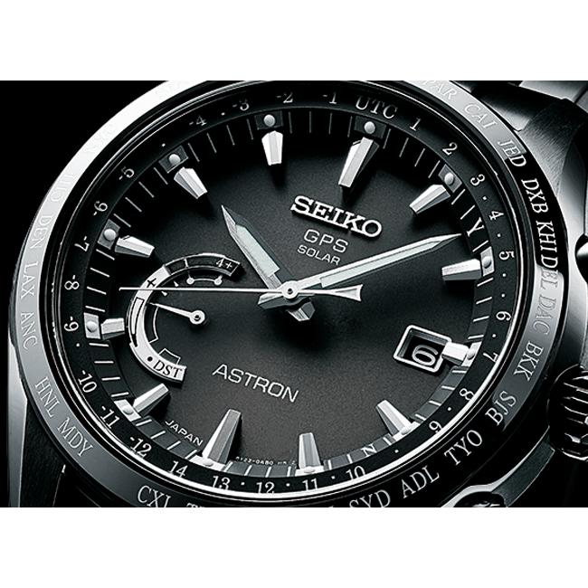 セイコー アストロン|8Xシリーズ ワールドタイム チタンモデル - SBXB089
