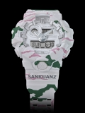 ジー・ショック|35th Anniversary Collaboration series G-SHOCK×SANKUANZ コラボレーションモデル - GA-700SKZ-7AJR