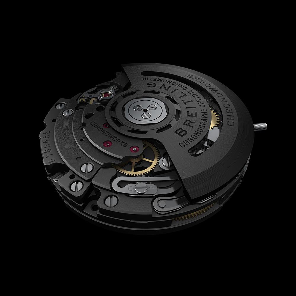 ブライトリング|スーパーオーシャン ヘリテージ クロノワークス® - SB01B91QRS