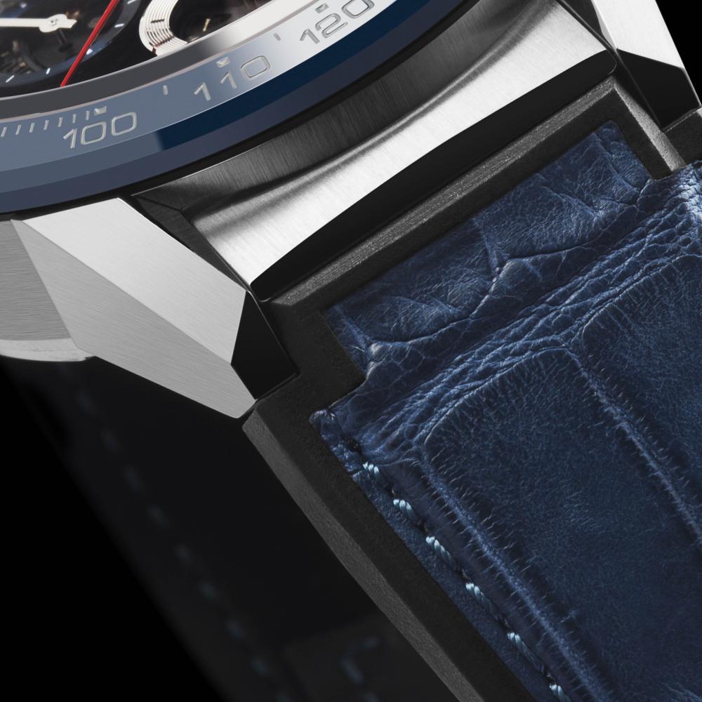 タグ・ホイヤー|カレラ キャリバー ホイヤー01 クロノグラフ 43mm - CAR201T.FC6406