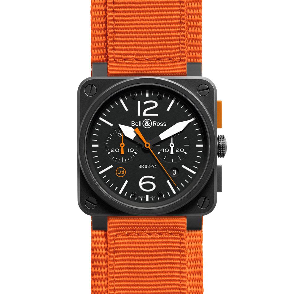 BR03-94 カーボンオレンジ