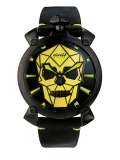 MANUALE 48MM BIONIC SKULL