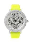 NUMBER 46MM FRESH YELLOW
