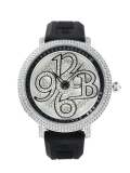 NUMBER 46MM BLACK