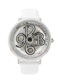 NUMBER 46MM WHITE