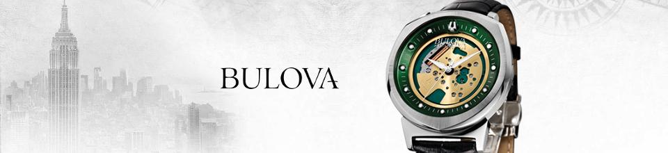 BULOVA - ブローバ