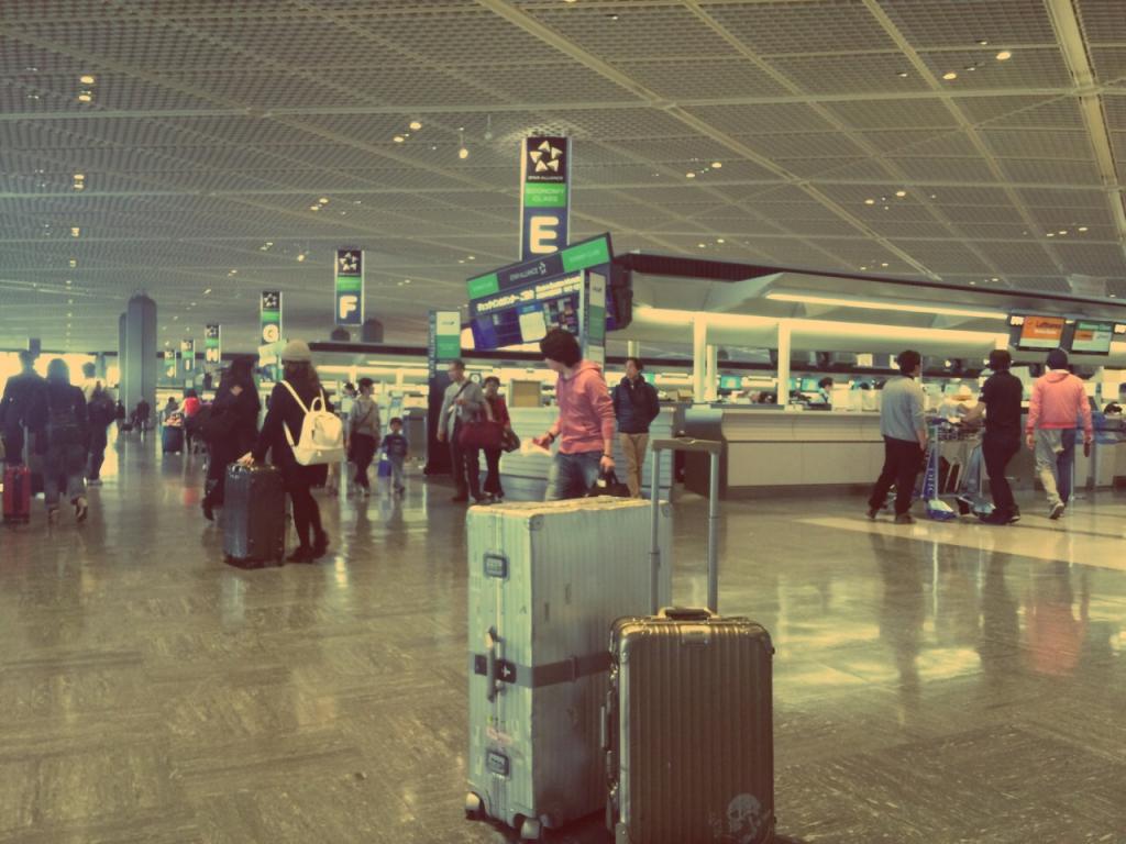 バーゼルワールド2015 スイスに出発です!