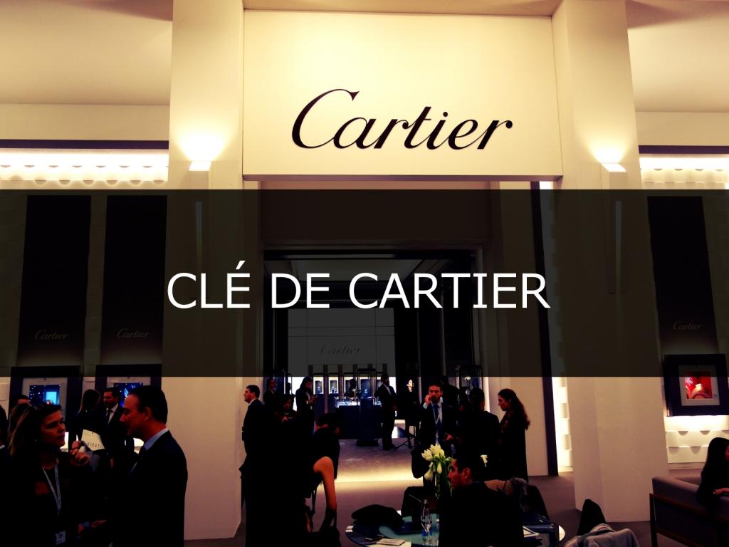 カルティエ 2016年新作「クレ ドゥ カルティエ 」