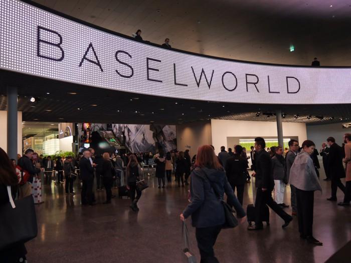 バーゼルワールド2016到着! 商談の前に各ブランドブースをチェック①-スイス渡航記 BASELWORLD - バーゼルワールド
