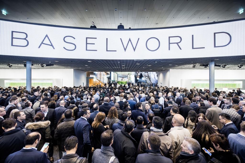 まもなく『バーゼルワールド 2017』が始まる。-スイス渡航記 BASELWORLD - バーゼルワールド