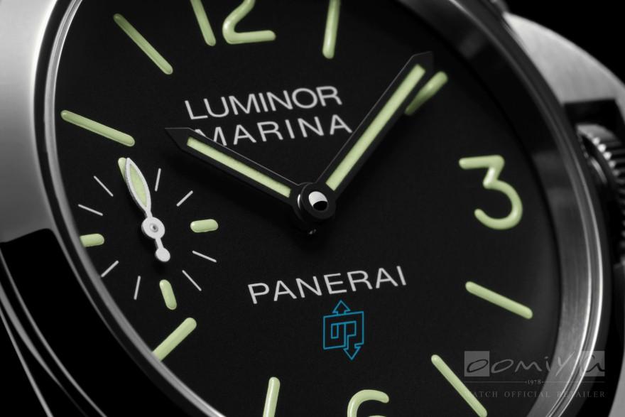 パネライ ルミノール マリーナ スリーデイズ アッチャイオ - 44mm PAM00777-PANERAI