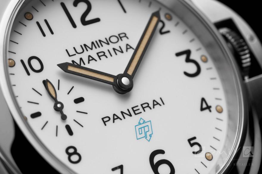 パネライ 2018年新作 ルミノール マリーナ ロゴ アッチャイオ - 44mm PAM00778-PANERAI