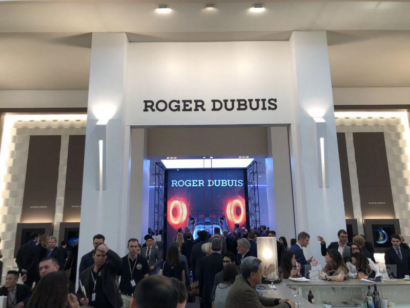 ロジェ・デュブイ 2019年新作 エクスカリバーウラカン-ROGER DUBUIS