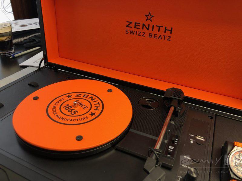 ゼニス 2019年新作 デファイ クラシック スウィツ・ビーツ エディション-ZENITH