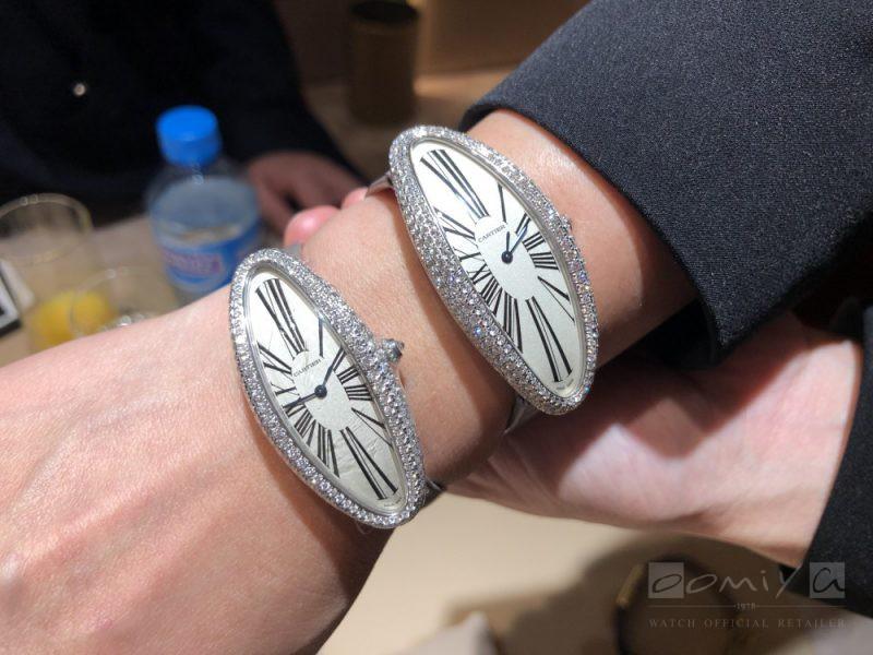 カルティエ 2019年新作 ベニュワール アロンジェ-Cartier