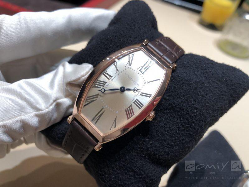 カルティエ 2019年新作 トノー ウォッチ-Cartier