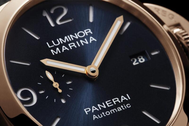 パネライ2020年新作 ルミノール マリーナ パネライ ゴールドテック™ 44mm|PAM01112-PANERAI