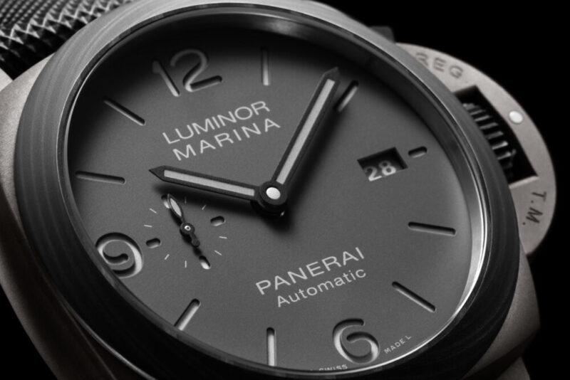 パネライ2020年新作 ルミノール マリーナ DMLS 44mm PAM01662-PANERAI