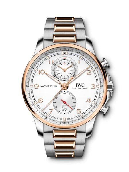 IWC 2020年新作 ポルトギーゼ・ヨットクラブ・クロノグラフ|IW390701 IW390702 IW390703-IWC