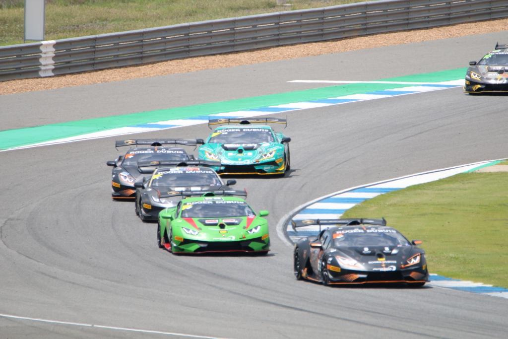 IMG_7662 ランボルギーニ・スーパートロフェオ・アジア 2018 チャーン Race1|チーム和歌山  HOJUST RACING