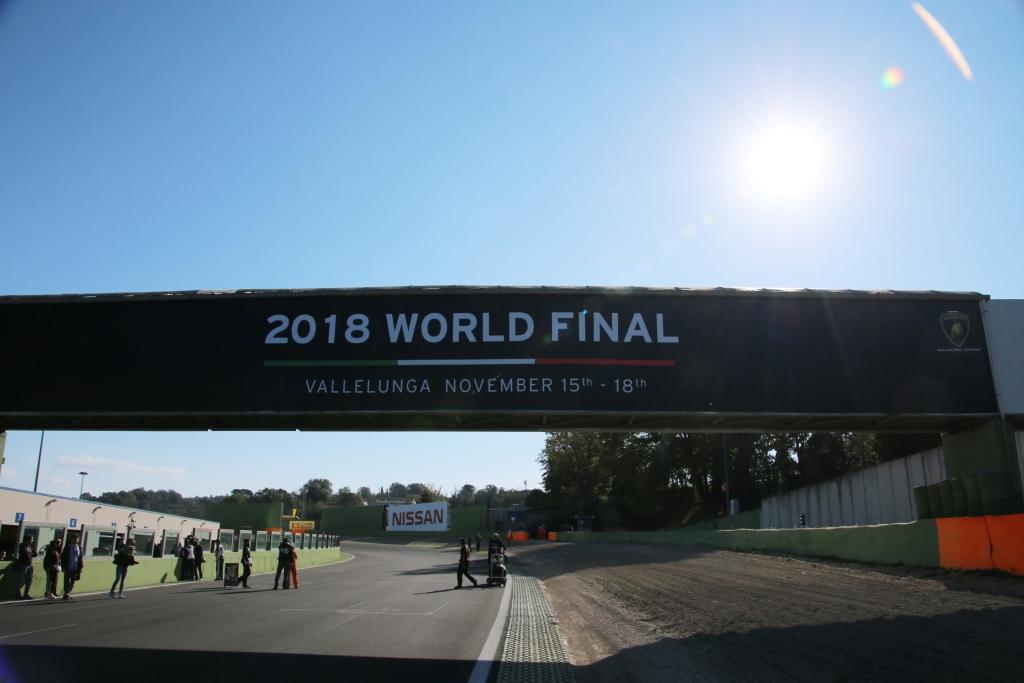 IMG_0627 ランボルギーニ・スーパートロフェオ・アジア 2018 バレルンガ・サーキット Race1・2|チーム和歌山 HOJUST RACING