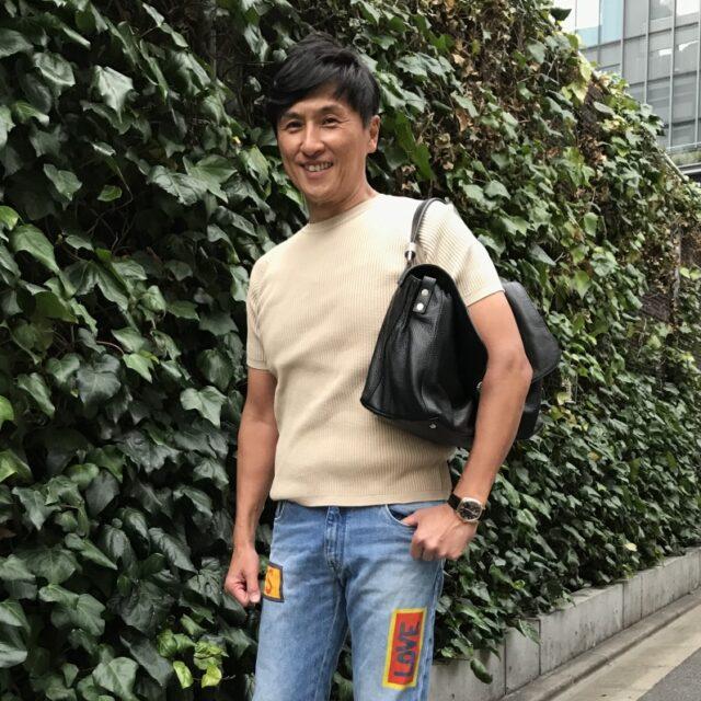 パネライ ラジオミールが シンプルな夏カジュアルを格上げ!|戸賀 敬城