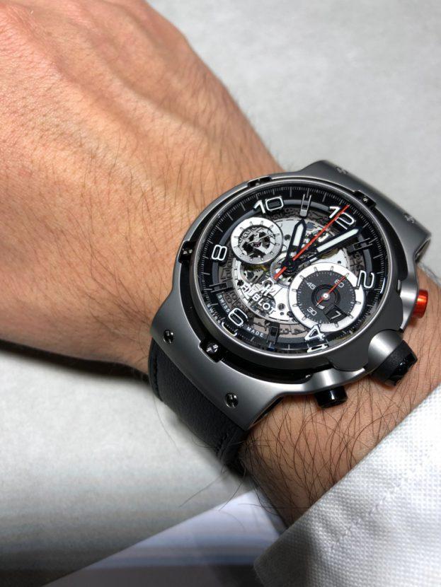 IMG_4832-623x830 定番ブランドがアップデートを続ける時計を 僕らも固定観念なく着けこなしたい|バーゼルワールド2019