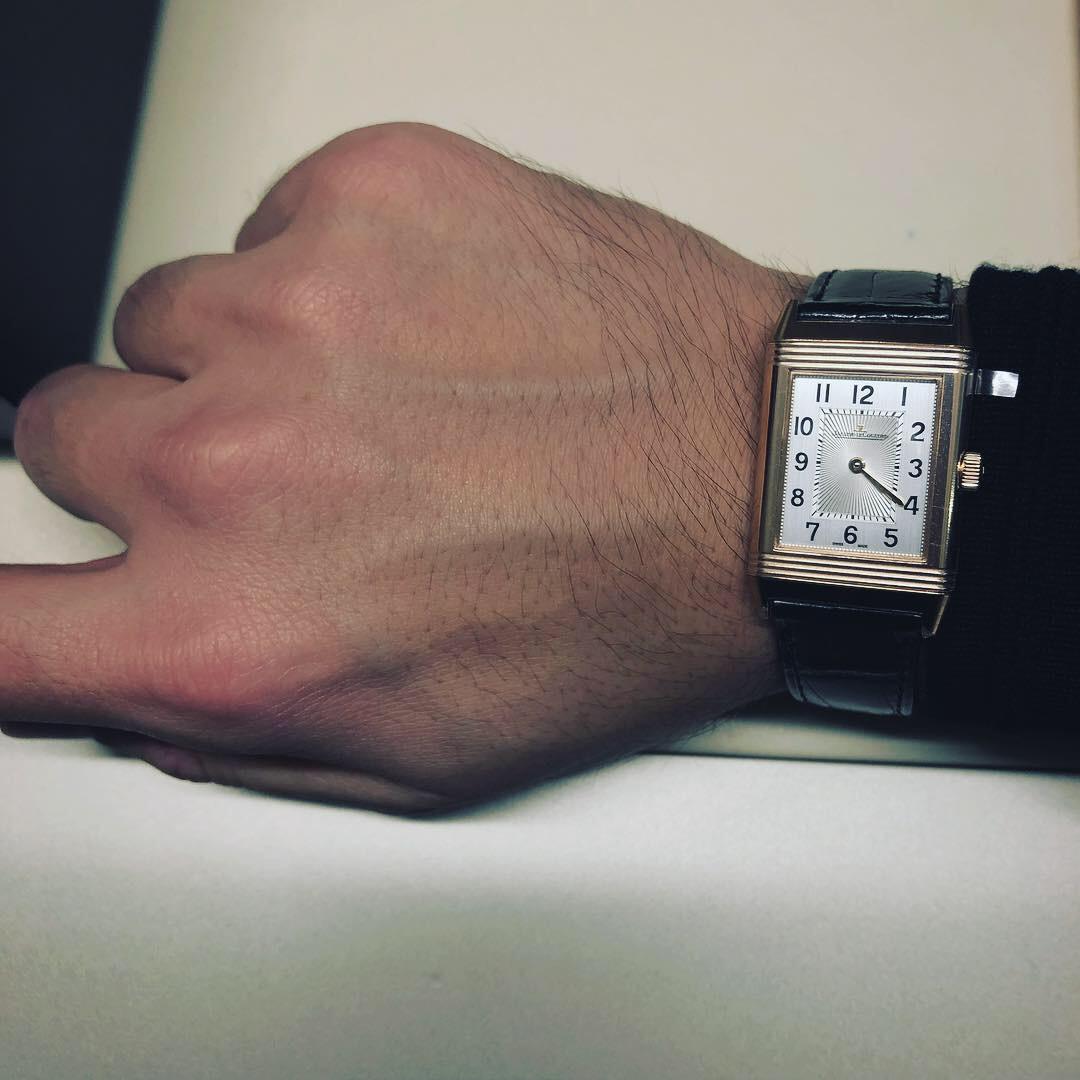 IMG_3938 モナコ、サントス、レベルソ。角型時計に悩める皆様へ、それぞれスタイルが全く違います!|関口 優