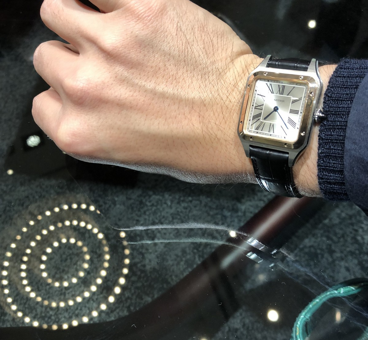 IMG_5230 モナコ、サントス、レベルソ。角型時計に悩める皆様へ、それぞれスタイルが全く違います!|関口 優