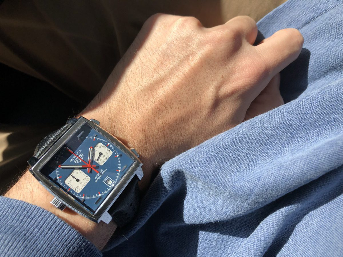 IMG_5663-e1556614958581 モナコ、サントス、レベルソ。角型時計に悩める皆様へ、それぞれスタイルが全く違います!|関口 優