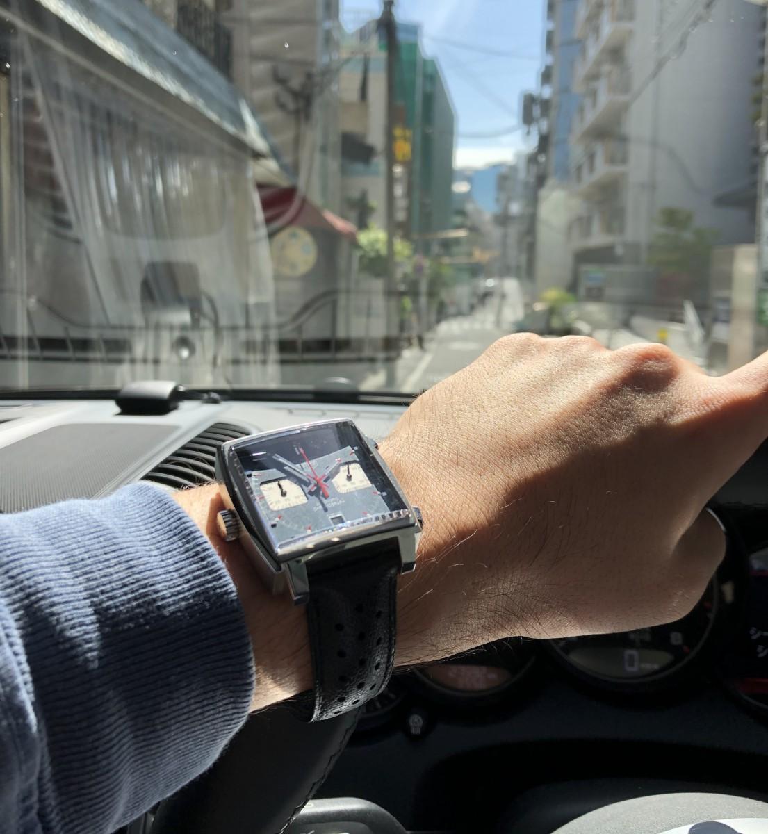 IMG_5664 モナコ、サントス、レベルソ。角型時計に悩める皆様へ、それぞれスタイルが全く違います!|関口 優