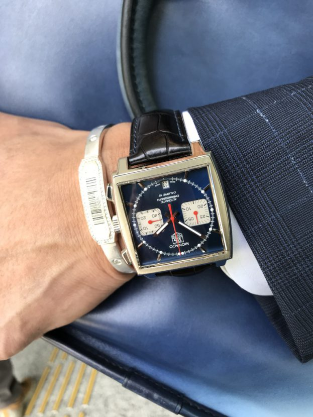 toga-3-623x830 タグ・ホイヤー モナコは、スーツスタイルでこそ存在感を放つ|戸賀 敬城