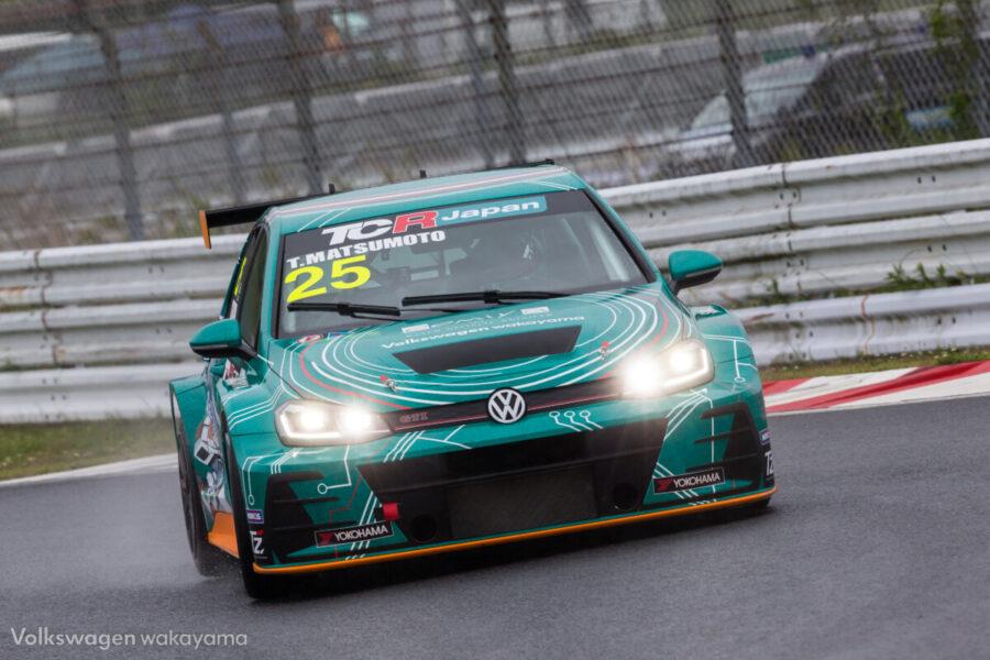 TCR ジャパン 第1戦 サタデーシリーズ|Volkswagen和歌山中央RT with TEAM和歌山